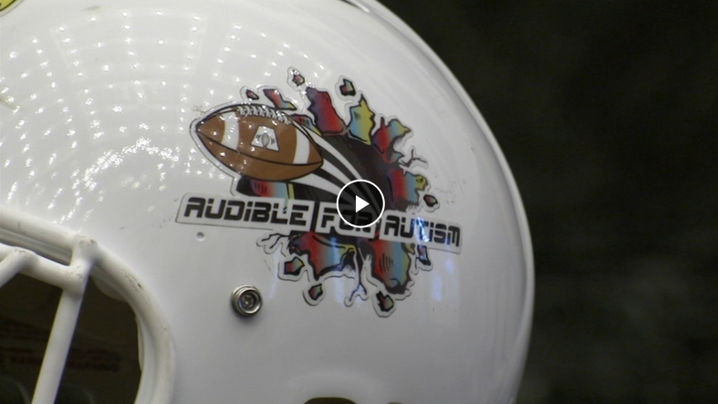 """6ABC Excitement builds for """"Audible for Autism"""" Day at Lincoln Financial Field"""